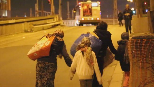 Polizei in Paris: Räumung eines Roma-Lagers
