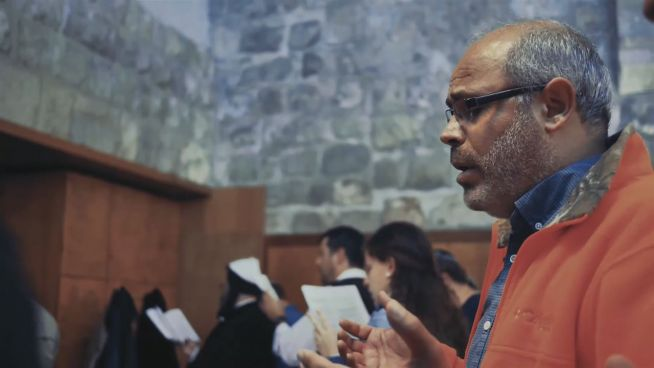 Wenn das Herz krankt: Die Friedensstifter von Jerusalem