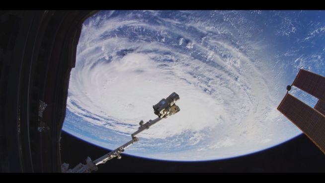 ISS zeigt spektakuläre Bilder