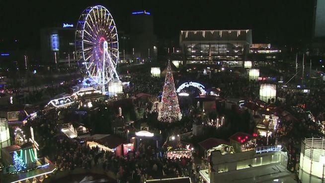 Die besten Weihnachtsziele: Leipzig putzt sich heraus