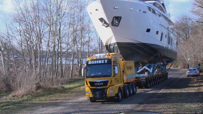 'Boot 2017': Die teuersten Yachten sind angekommen